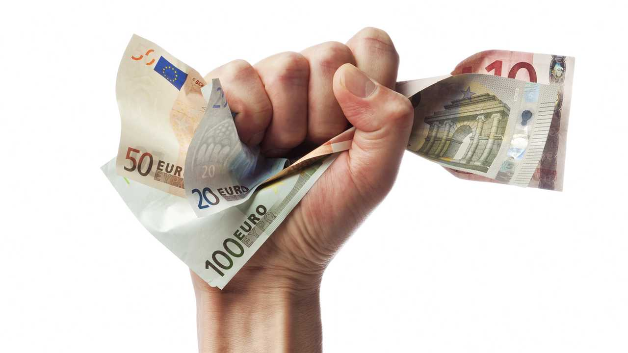 25 euro daar hebben we niks aan!